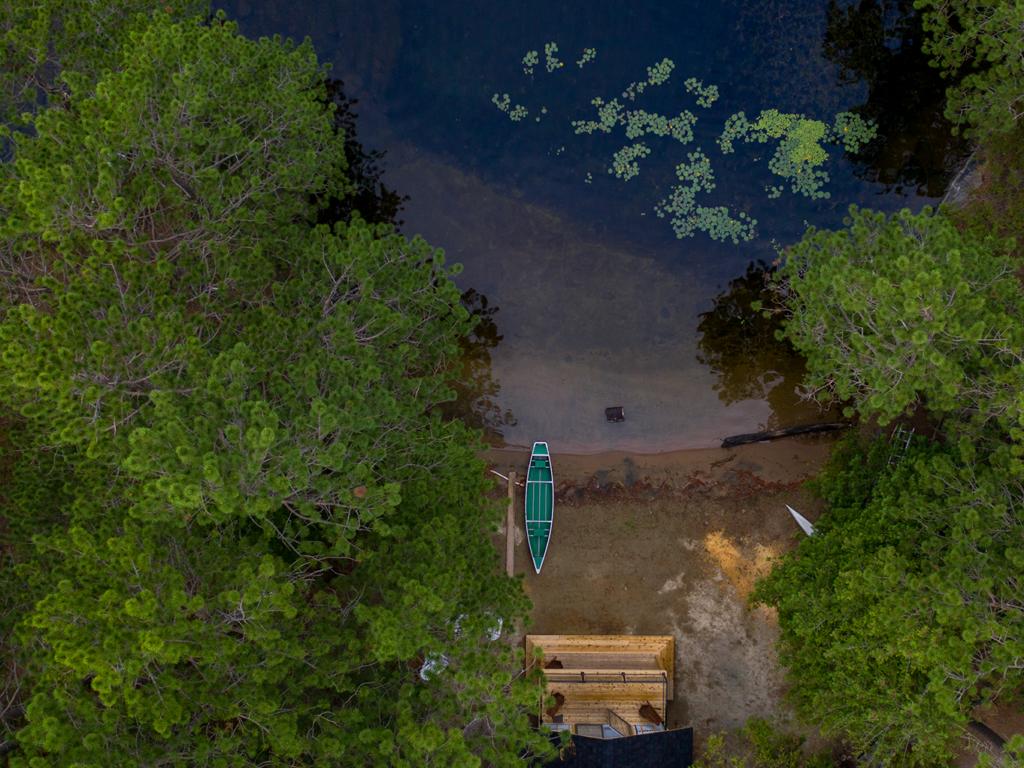 Ontario lake - Drone view - Alessandro Cancian Photography