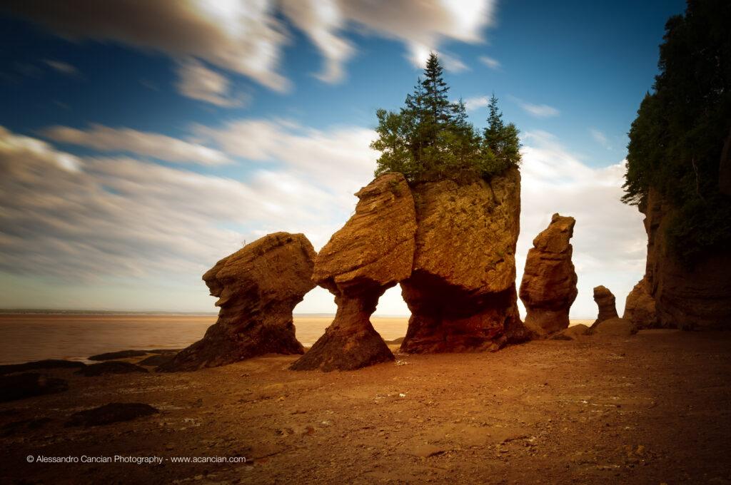 Hopewell Rocks Provincial Park - Alessandro Cancian Photography