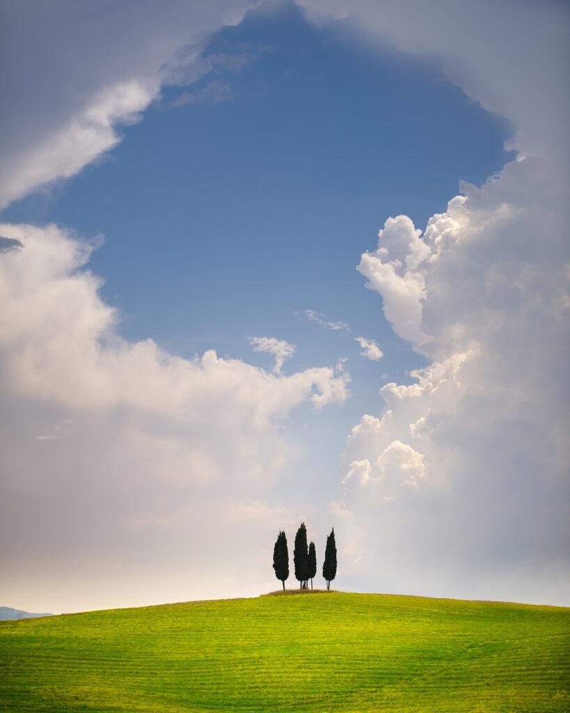 Val D'orcia - Tuscany, Italy - Alessandro Cancian Photography