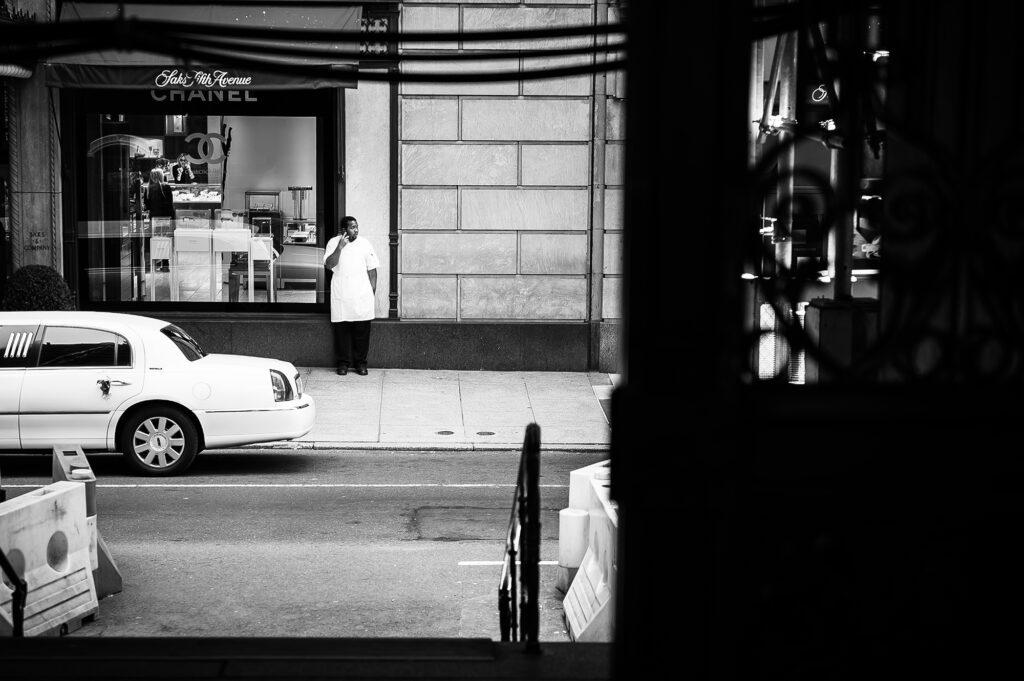 Work break, NY - Alessandro Cancian Photography