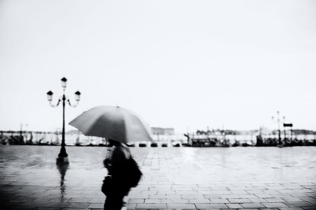 venice rainy day