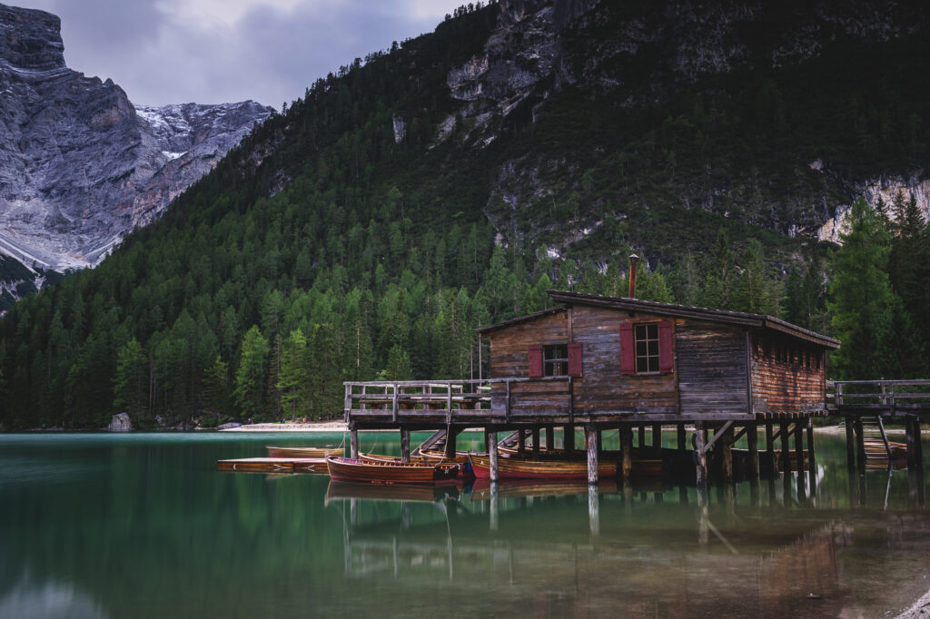 Braies lake, Pragser wildsee - Italy - Alessandro Cancian Photography