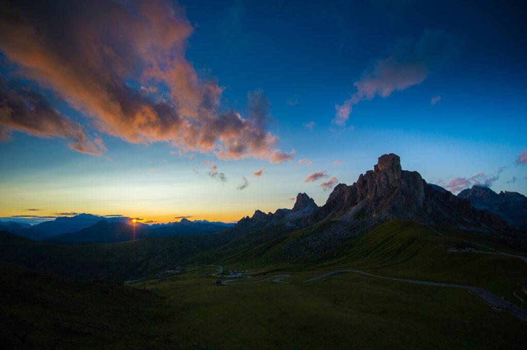Passo Giau - Veneto - Italy - Alessandro Cancian Photography