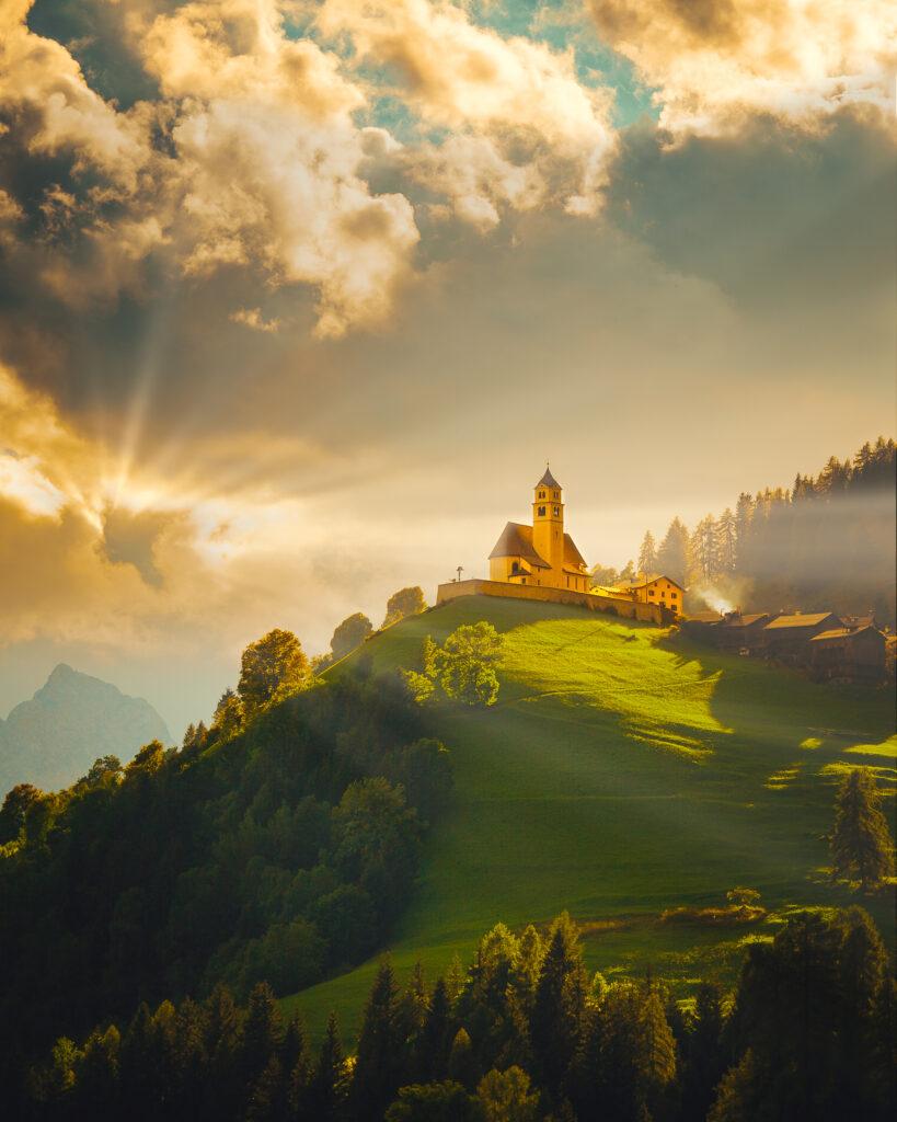 Colle Santa Lucia - Veneto Italy - Alessandro Cancian Photography